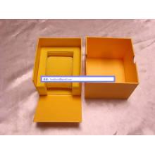 Mostrar caja de regalo de plástico para reloj de embalaje