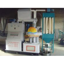 Linha completa de produção de pellets de madeira com alta qualidade