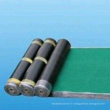 Sable coloré / aluminium / surface minérale Sbs / APP bitume membrane de toiture imperméable avec de haute qualité