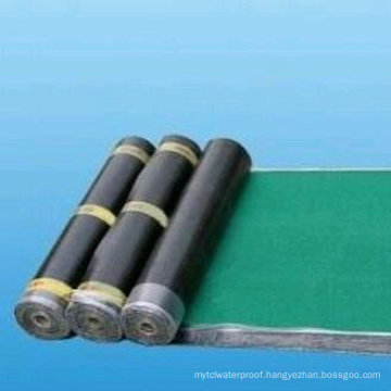 Colorful Sand / Aluminium /Mineral Surface Sbs /APP Bitumen Waterproof Roofing Membrane with High Quality