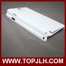 Caja del teléfono de la sublimación 3D para Samsung Galaxy nota 3