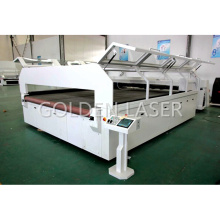 CO2 Laser Cutting Machine for Fiberglass Cloth