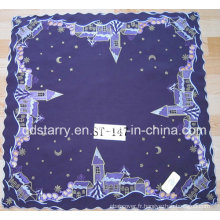 Tissu de table de Noël Purpule Color St47