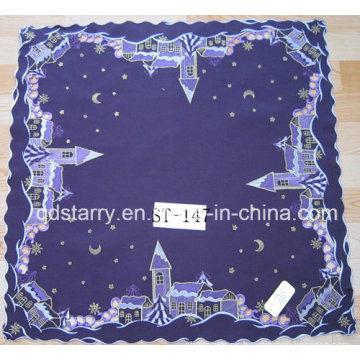 Mantel de Navidad Purpule Color St47