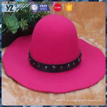 Soporte de mesa de diseño único más popular para la exhibición del sombrero de las mujeres de China