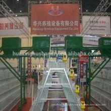 Soncap certificate chicken farm equipment layer cage