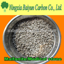 Medical Stone/ Maifanite filter media for water treatment