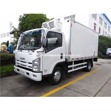 Camion mobile de crème glacée de réfrigérateur de van de congélateur