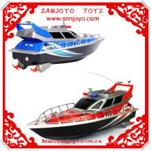 2875F RC High Speed boats 4CH 1:20 RC Police Boat air ship
