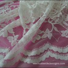 Colorful Nylon Lace Fabric (1052)