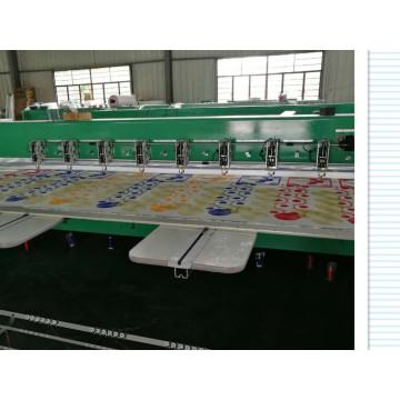 Precio máquina del bordado para la industria de la ropa con la alta precisión