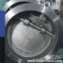 Válvula de retención de obleas de acero fundido CF8 / CF8m