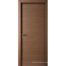 Hot Home Designs Engineered Veneered Interior Door, puerta de entrada de madera rústica