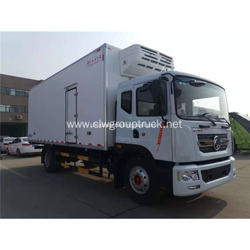 Dongfeng 4t reefer freezer cold box truck