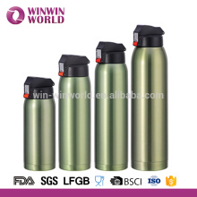 Bester verkaufter kundengebundener 550ML Doppel-SS Isolierte Thermosflasche-Kessel-Flasche