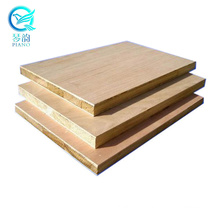 melamine faced pine core block board and plywood