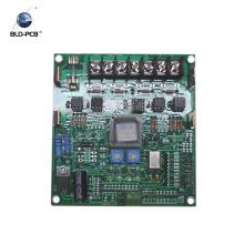 Montaje de PCB para el tablero de control de la rueda de ardilla