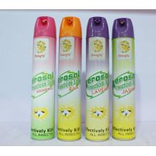 Alkohol-Spray-Aerosol / automatischer Aerosol-Spray / wasserbasierter Aerosol-Spray-Insektizid-Spray-Insektizid-Spray