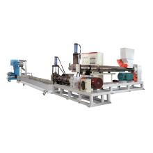 Granulador plástico de etapa doble PP PE