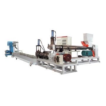 Granulateur en plastique de double étape de pp PE