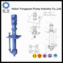 YQ Mineral sands cheap Centrifugal submersible slurry mud pumps manufacture