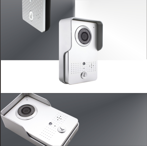 WiFi video doorbell design