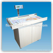 ACS-20T-YE Medical Pediatric Table Scale