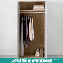 Meubles de chambre à coucher tirent des placards de placard de porte (AIS-W275)