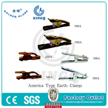 Kingq Electrical Welding Earth Clamp Products for Sale