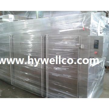 Buah Chips Hot Air Circle Drying Oven