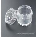 Nail powder 10g plastic jar for glitter powder jars