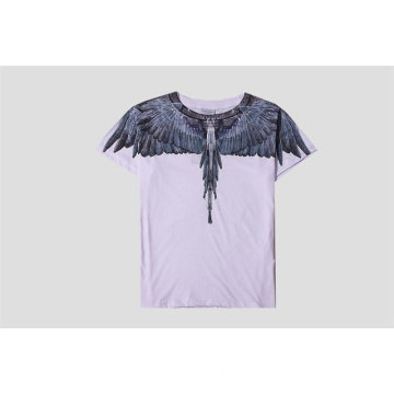 Printing Wings T Shirt & Tops Tee Short Sleeve