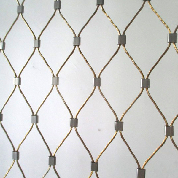 stainless steel mesh with buckle
