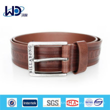 Customer design Fashion Men PU Belts
