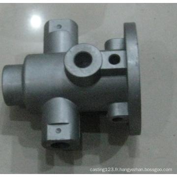 L'alliage d'aluminium d'OEM est moulé sous pression pour le logement de filtre ADC12 Arc-D140