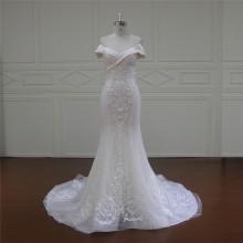 2017 Newest Mermaid Lace Pretty Bridal Dresses