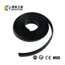 Rubber Cable Safety Protector Outdoor Construction Area