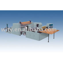 Leveling and Crosscutting Machine