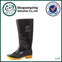 высокое качество мужская обувь сапоги мужские модные ботинки дождя