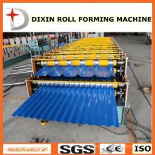 Máquina formadora de rollos de doble capa 1050 y 1064