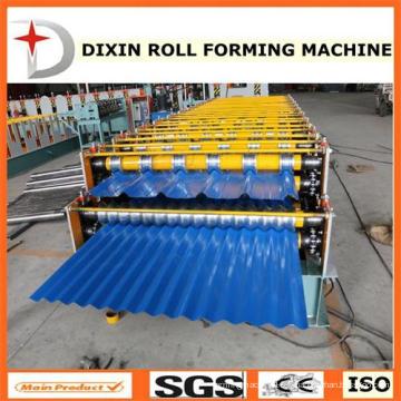 Machine de formage de rouleaux à double couche 1050 et 1064