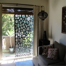 Laser Cut Metal Coverings untuk Window