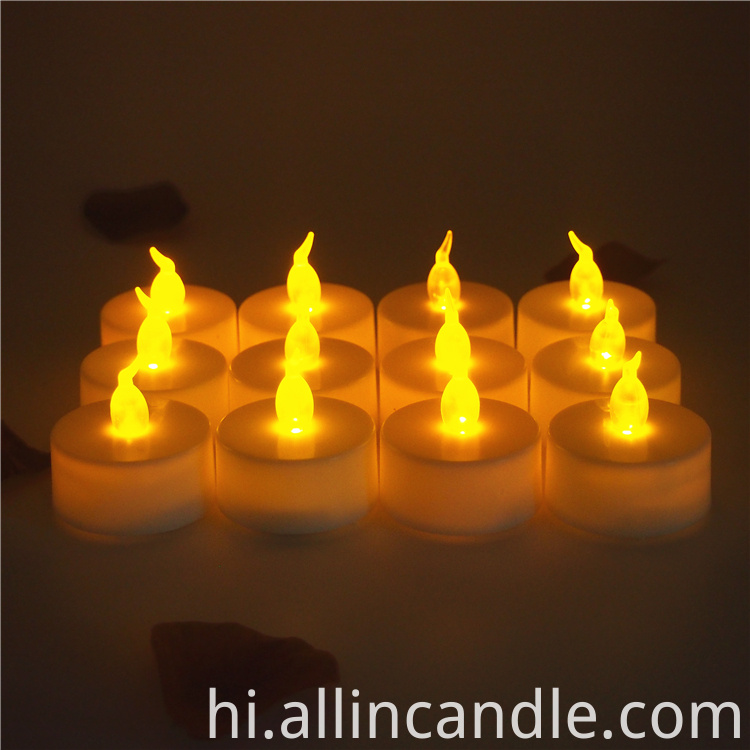 Led Tealight Candle 6