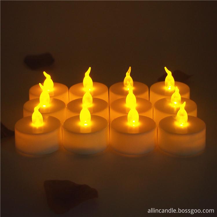 LED tealight candle (6)