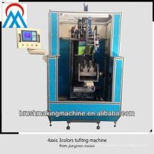 Machine de fabrication de brosse de commande numérique par ordinateur / brosse de commande numérique par ordinateur faisant la machine dans des machines de fabrication de brosse / machine de touffetage de balai le meilleur marché
