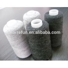 venta al por mayor Top 100% lana de lana 2 / 26NM hilo de lana para tejer suéter