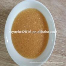 Resina de troca de íons com baixo preço na China Fuyue factory
