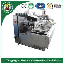 Máquina de dobramento de colagem de caixa útil de nível superior