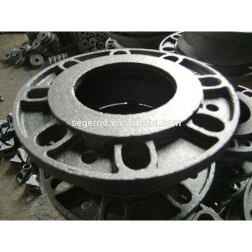 Fonte en fonte grise et ductile sur mesure