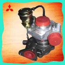 Assemblage de turbocompresseur pour pièces détachées pour Mitsubishi Pajero TF035 / 4m40 49135-03310